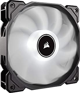 CORSAIR AF140 LED Low Noise Cooling Fan, Single Pack - White,CO-9050085-WW