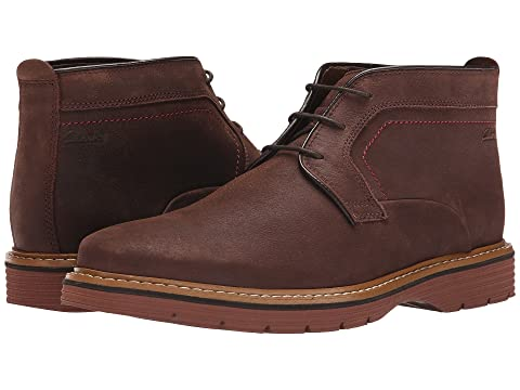 Clarks Chukka Boot Newkirk Top