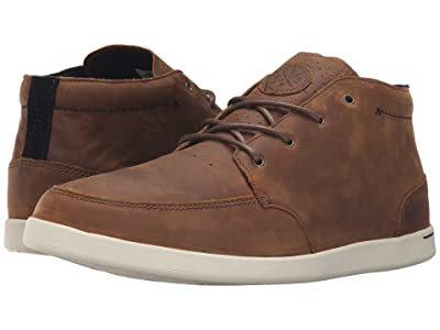 Reef Spiniker Mid NB (RESRV Collection) (Brown) Men
