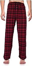 Casual Trends Classical Sleepwear Men's 100% Cotton Flannel Pajama Pants,