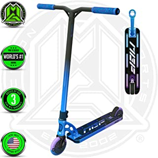 Madd Gear MGP VX9 Team Scooter – Suits Boys & Girls Ages 8+ - Max Rider Weight 220lbs – 3 Year Manufacturer's Warranty – World's #1 Pro Scooter Brand – Light Weight – Superior Strength