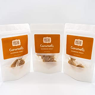 Sponsored Ad - Postre Caramels, Handmade In Small-Batch, Rich Decadent Flavor, Soft & Chewy, No Corn, Tapioca, Brown Rice ...