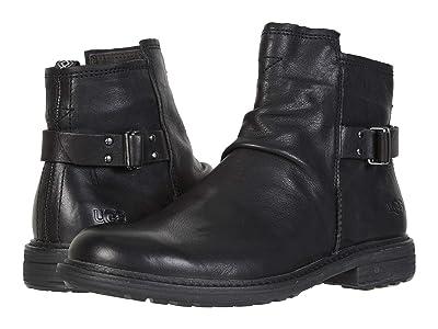 UGG Morrison Pull-On Boot (Black) Men