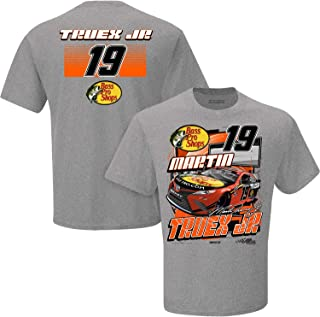 X-Large NASCAR Stewart Haas Racing Aric Almirola Mens Ouray S//S TOuray S//S T Black