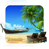 sunny beach 2D android Live wallpaper