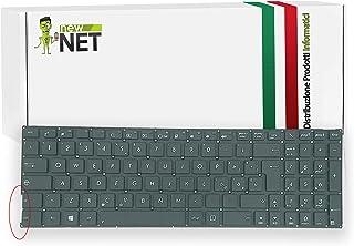 Siliconvalleystore Tastiera Italiana Nero ASUS Senza Frame Notebook P553MA-BING-SX349B