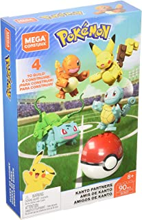Mega Construx Pokemon Kanto Partners Building Pack