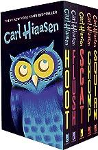 Hiaasen 5-Book Trade Paperback Box Set: Hoot; Flush; Scat; Chomp; Squirm PDF