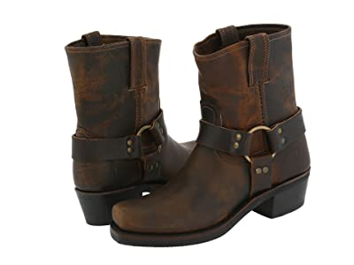 Frye Harness 8R W (Tan Leather) Women