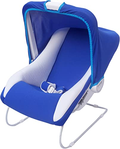 Ehomekart Carry Cot Cum Bouncer - 10 in 1 - Feeding Chair, Baby Chair, Rocker, Bath TUB, Carrying, Bouncer, Bottle Ho...