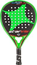 StarVie Brava 8.2 Soft Pala de pádel, Unisex Adulto, Verde, 360 Gramos