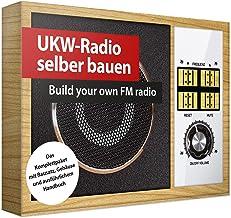 Franzis Build Your Own FM Radio Kit & Manual