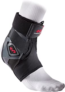 McDavid Bio-Logix Ankle Brace, Black, Medium/Large