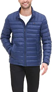 mens Packable Down Puffer Jacket