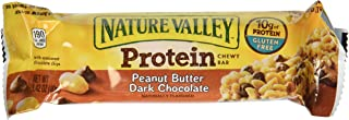 nature valley granola thins dark chocolate nutrition