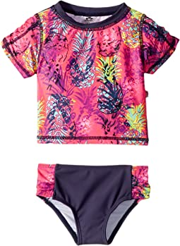 Zuma Rashguard Set (Toddler/Little Kids/Big Kids)