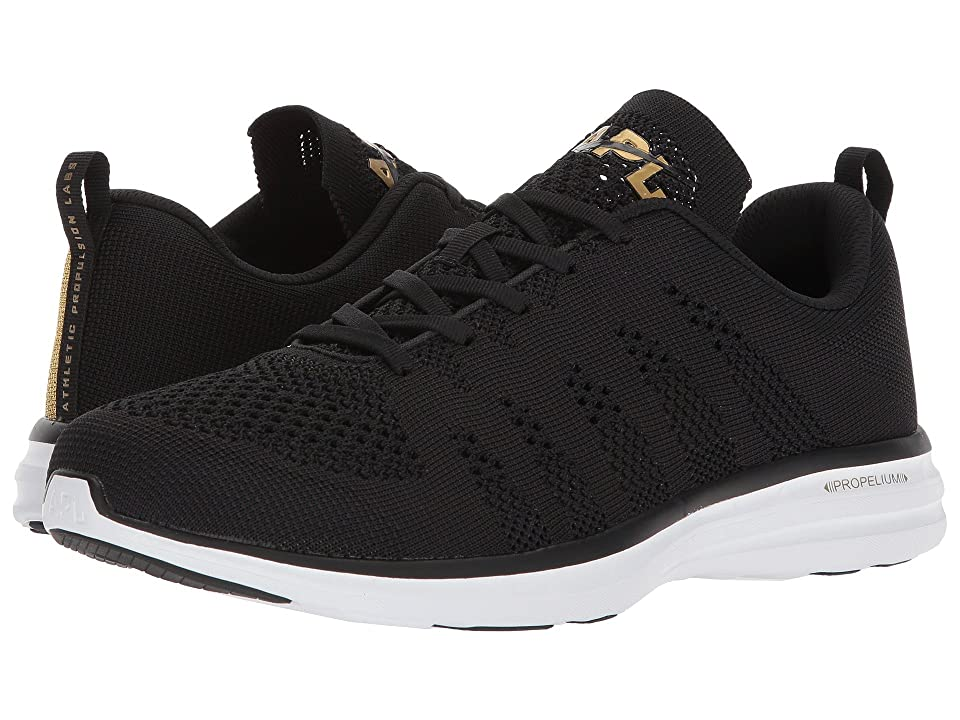 Athletic Propulsion Labs (APL) Techloom Pro (Black/24k Melange) Men