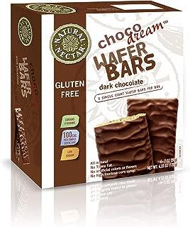 Natural Nectar Gluten Free Wafer Bars, Dark Chocolate, 4.23-Ounce Box (Pack of 14)