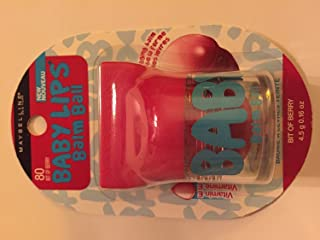Maybelline Baby Lips Balm Ball Bit of Berry