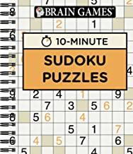 Brain Games - 10 Minute: Sudoku Puzzles