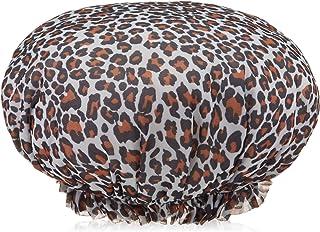 Annie Sleep Cap, Leopard Pattern