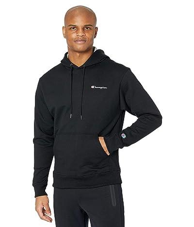 Champion Powerblend Graphic Hoodie (Black) Men