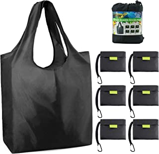 Reusable Grocery Bags Shopping Foldable Bag Tote bagsSturdy Lightweight Gifts for Women Girls