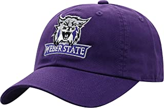 Top of the World NCAA Relaxed Fit Adjustable Hat Team Color Primary Icon