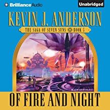 Of Fire and Night: The Saga of Seven Suns, Book 5
