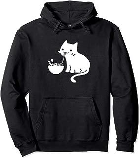 Vintage Kawaii Cat T-Shirt. Japanese Anime Cute Shirt Hoodie