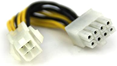 VCOM VC-POW8ADP 4-Pin Connector to 8-Pin Fan Power Cable (CE312)