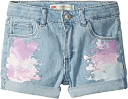 Levi's® Kids Summer Love Midi Short (Little Kids)