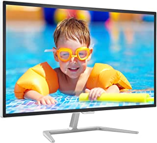 "Philips E-Line 323E7QDAA 31.5"" Full HD IPS LCD Monitor"