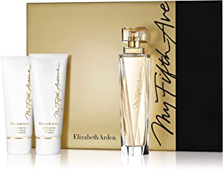 Elizabeth Arden My 5th Avenue Set (100ml My 5th Ave EDP & 50ml My 5th Ave Body Lotion & 0ml Bath and Shower Gel), 3 lb.
