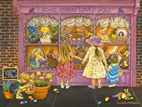 product image for Some Bunny Loves You 500 pc Jigsaw Puzzle by SUNSOUT INC