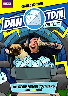 DanTDM On Tour - Signed Limited Edition