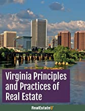 Virginia Principles and Practices of Real Estate (RealEstateU Virginia Real Estate Salesperson Course)