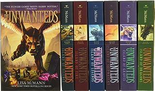 The Unwanteds Collection: The Unwanteds; Island of Silence; Island of Fire; Island of Legends; Island of Shipwrecks; Islan...