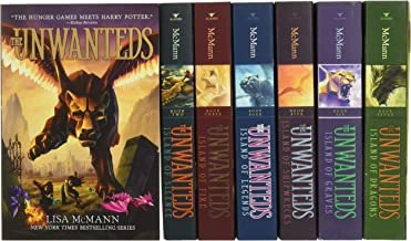 The Unwanteds Collection: The Unwanteds; Island of Silence; Island of Fire; Island of Legends; Island of Shipwrecks; Islan...