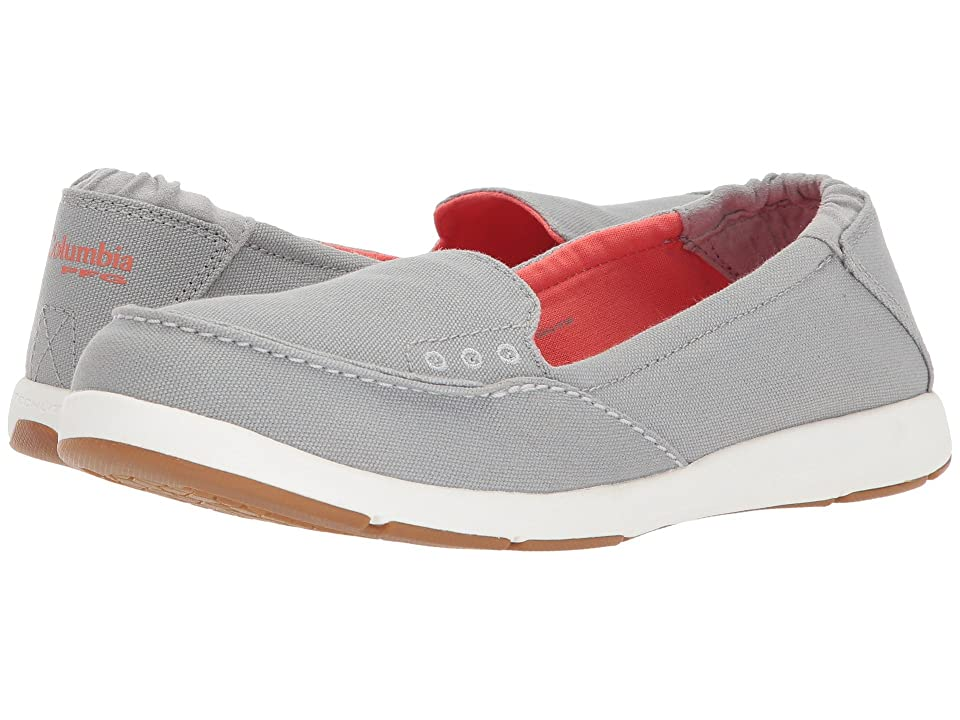 Columbia Delray Slip PFG (Steam/Melonade) Women