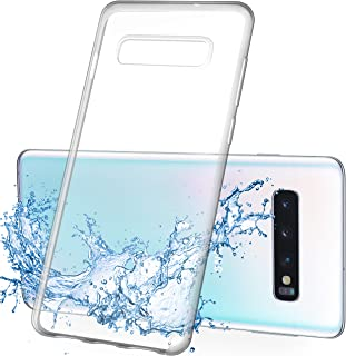 IRIOK Samsung Galaxy S10e Clear Case, Premium Crystal Clear TPU Protective Case Cover – Ultra-Thin Shockproof & Anti-Scratch Phone Bumper for Samsung Galaxy S10e