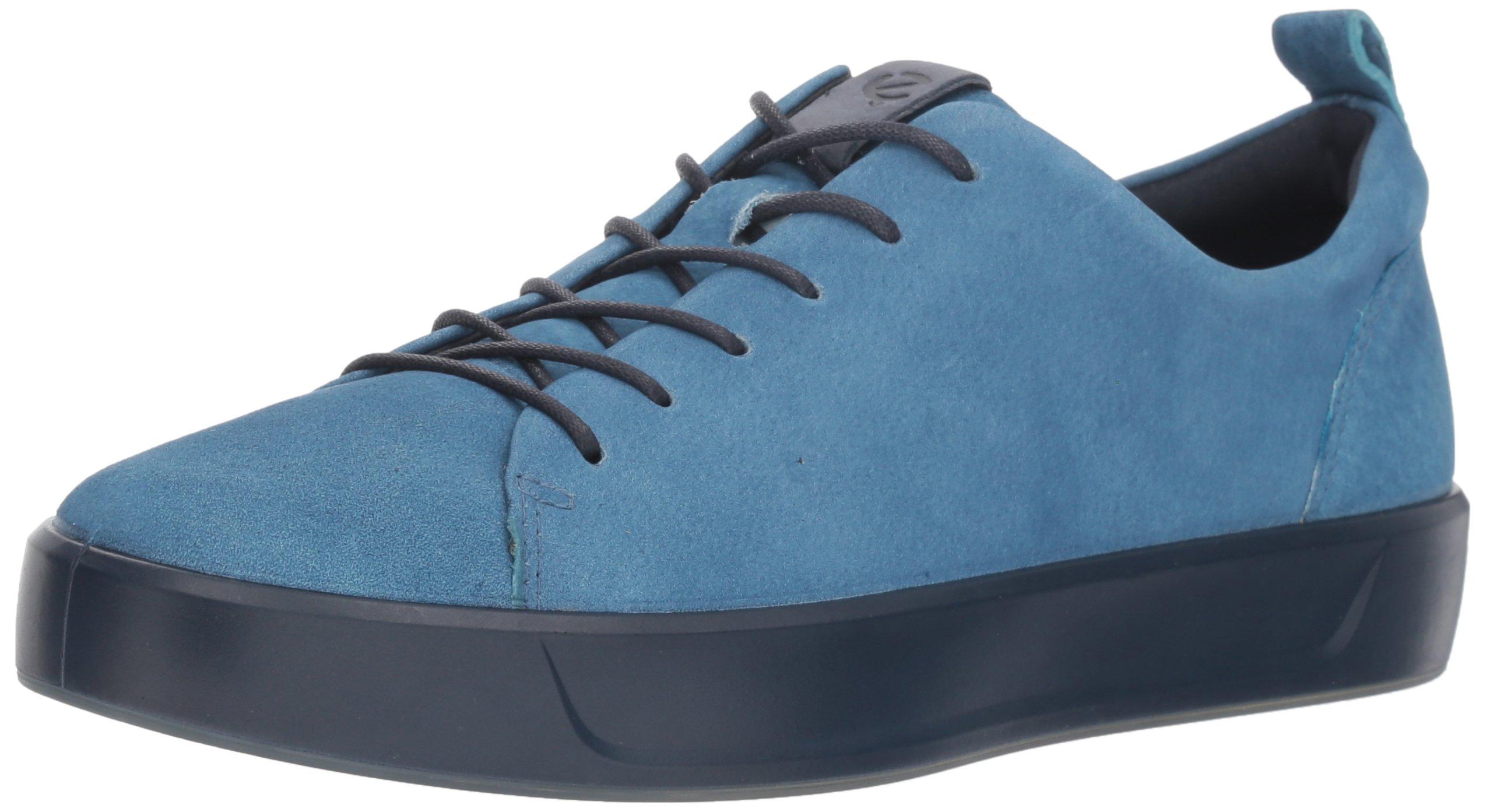 ECCO 女士 Soft 8 系带时尚运动鞋