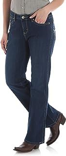 Wrangler Women's Aura Jean in Dark Stone Jean