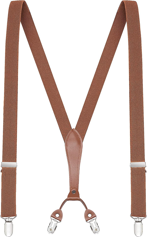 Buyless Fashion Men Suspenders - 48