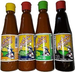 salsa habanera mexicana