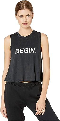 Begin - Black
