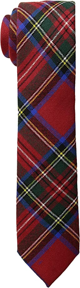 Jolly Plaid Kennedy Tie