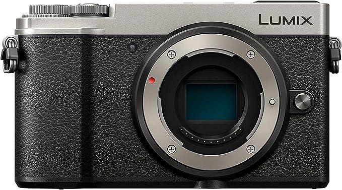 Panasonic Dcgx9efs Dslr Camera Black Silver Camera Photo