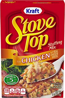 Stove Top Chicken Stuffing Mix, 6 Ounce Box
