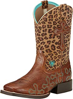 ariat cheetah boots